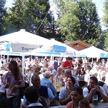 Unser Abwinkler Trachtenwaldfest 2016
