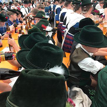 Gaujugendnachmittag 2017 in Miesbach